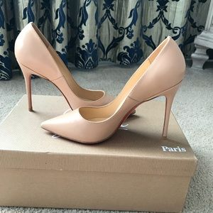 NWT red bottoms